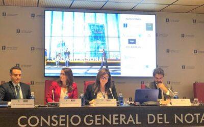 Lentisco participó en la Jornada de Compliance Penal y Mediación Organizacional.