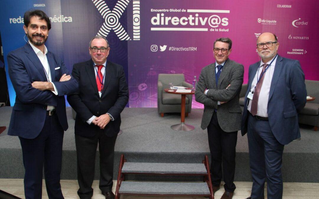 XI Encuentro Global de Directivos de la Salud – 8 y 9 de noviembre.