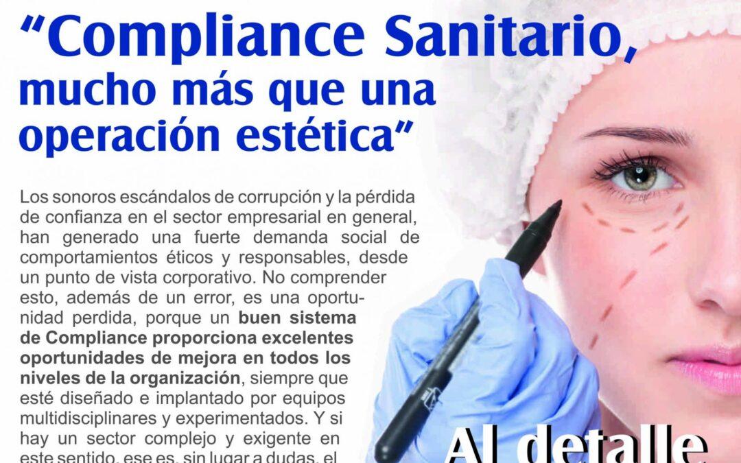 Revista Global Salud (ASPE): Compliance Sanitario