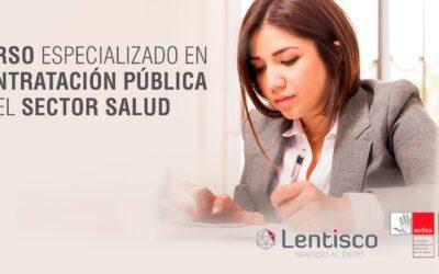 Lanzamiento del Curso Especializado en Contratación Pública en el Sector Salud
