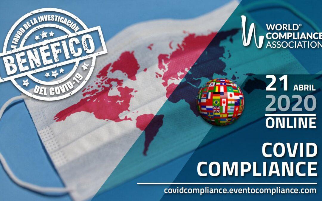 La WCA celebrará su primer congreso benéfico a favor de la lucha contra el Covid-19