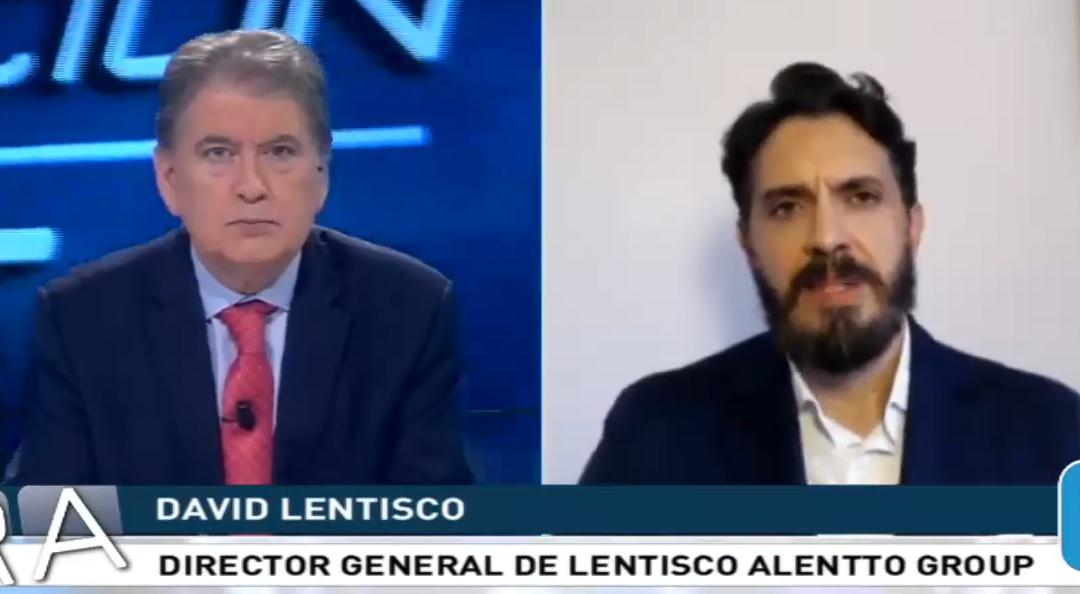 Entrevista a David Lentisco en el programa 'Redacción abierta' de El Toro TV